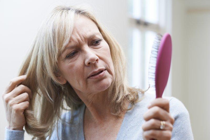 Menopausa e caduta capelli